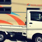 軽トラック活用術 1「遊びで活かして仕事で活かす」