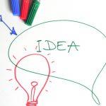 アイディアは移動した距離に比例するという言葉