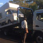 広島:トラベルハウス福山店へ展示車納品完了のお知らせ